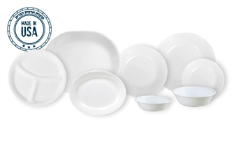 CORELLE® - Winter Frost White  (Set)