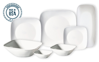 CORELLE® - Pure White  (Set)