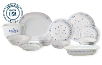 Corning Corelle Plates Dinner Sets on Sale