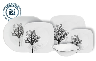 CORELLE® - Timber Shadows  (Set)