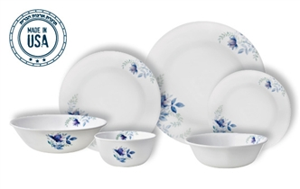 CORELLE® - Blue Floral  (Set)